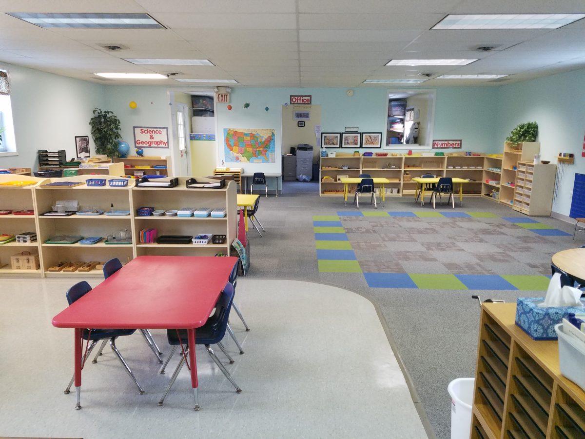 LTM preschool room 1