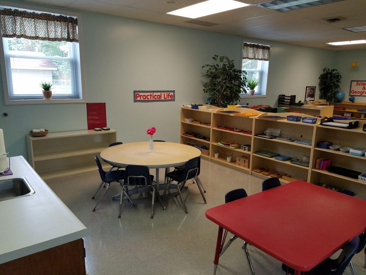 LTM preschool room 2