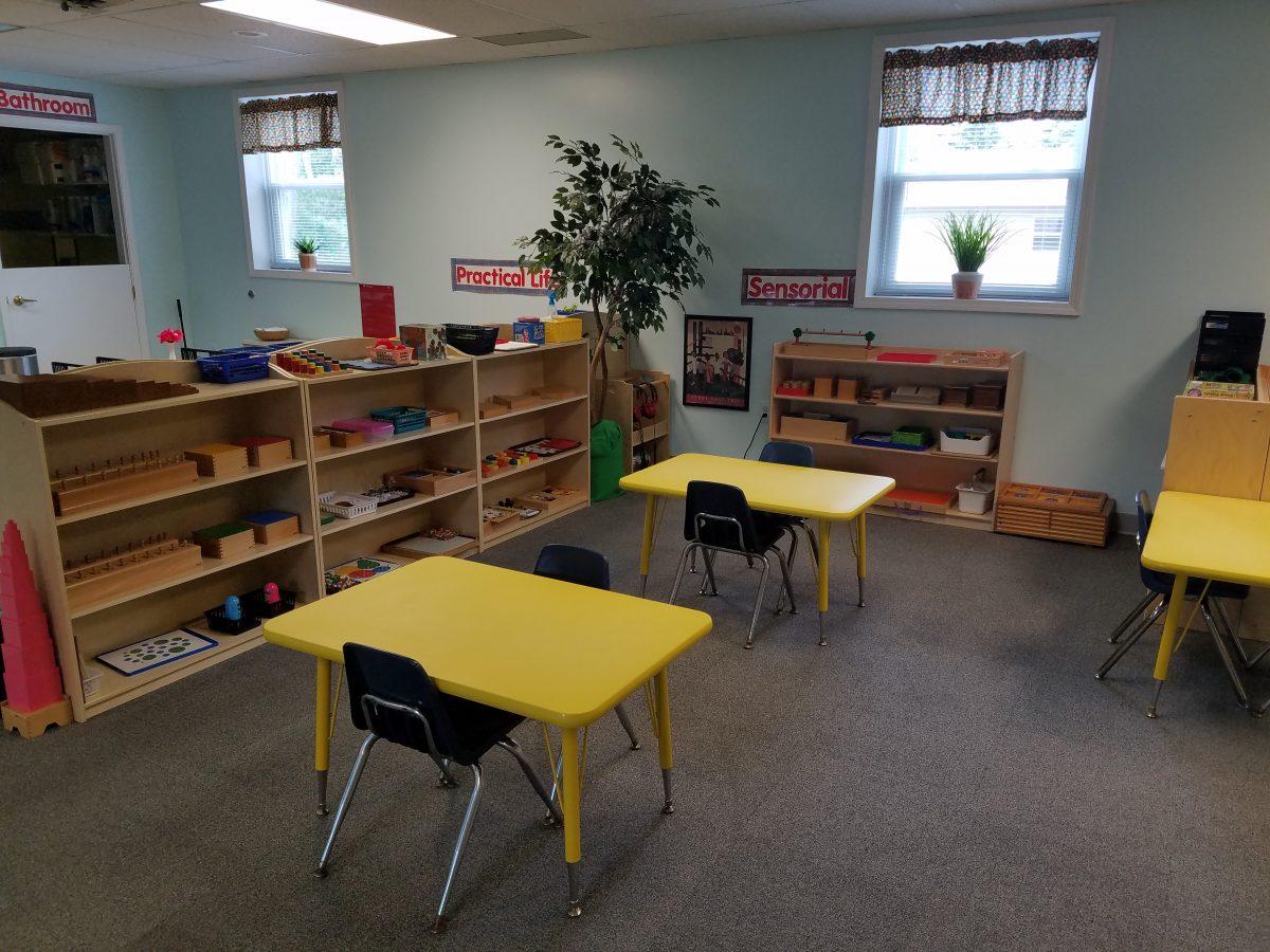 LTM preschool room 3