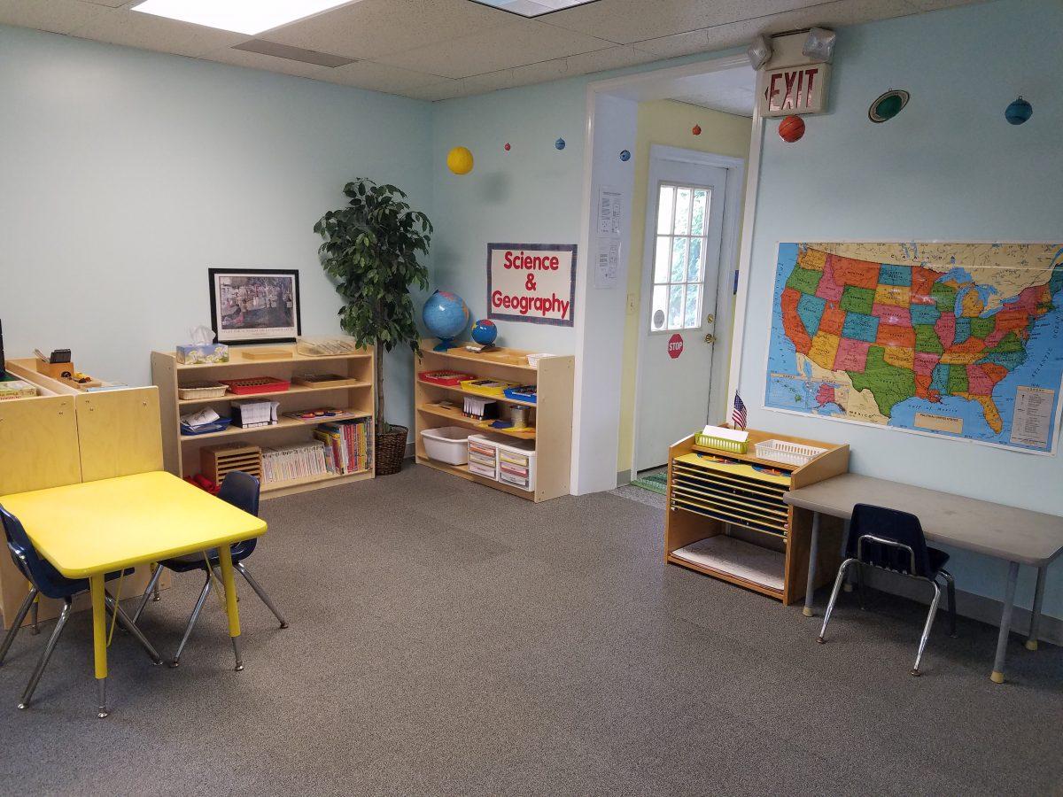 LTM preschool room 4