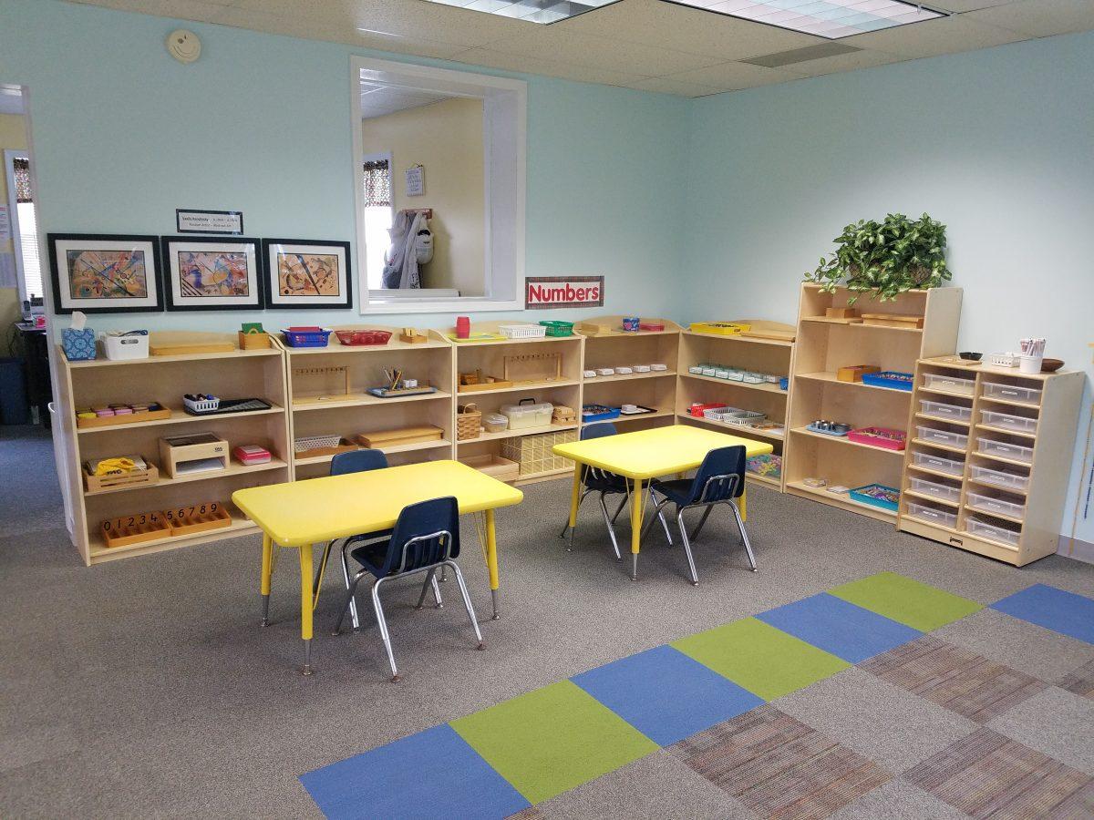 LTM preschool room 5
