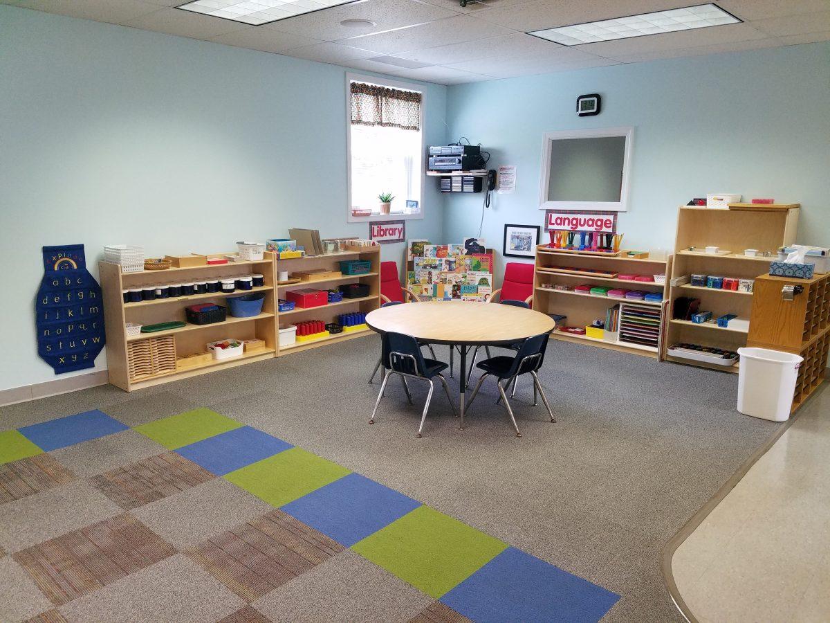 LTM preschool room 6